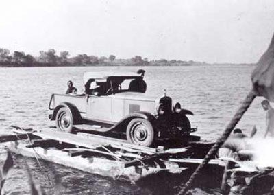 Ferry Crossing