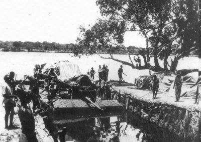 Historic Crossing Area