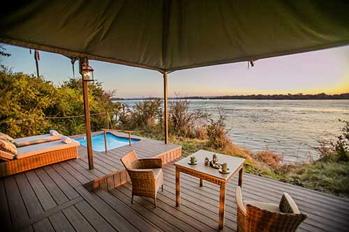 Luxury Tented Safari Lodge