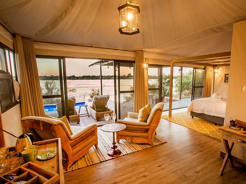 Old Drift Lodge - Interior Family Suite