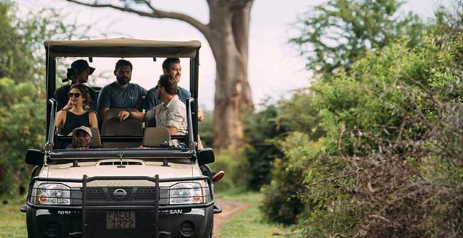 Morning or Afternoon Game Drives in the Zambezi National Park