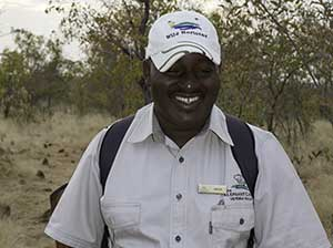 Old Drift Lodge - Guide, Mkhulekelwa Ndlovu