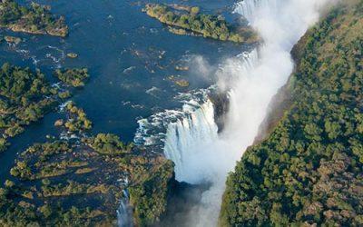 Victoria Falls: The natural variation of a natural wonder