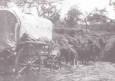 Wagon Crossing