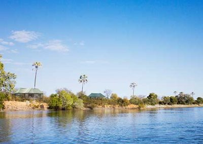 Old Drift Lodge Zambezi River