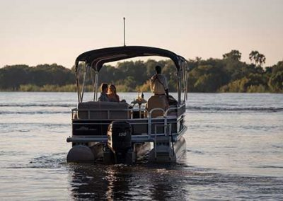 Exploring the Zambezi with our expert guides