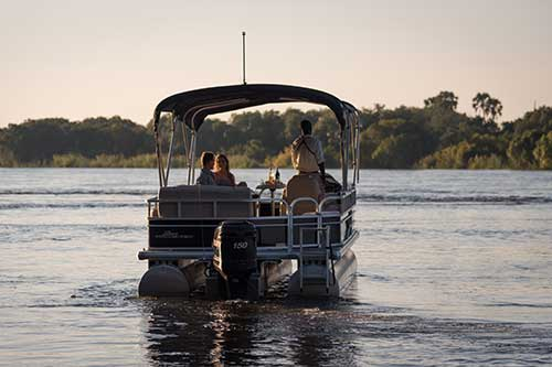 Cruises on the Zambezi River